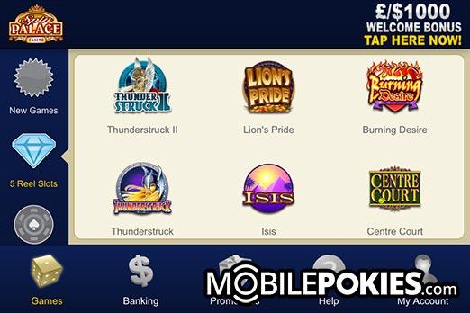 Casino Epoca Games